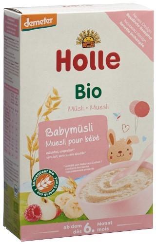 HOLLE Babybrei Babymüesli Bio 250 g