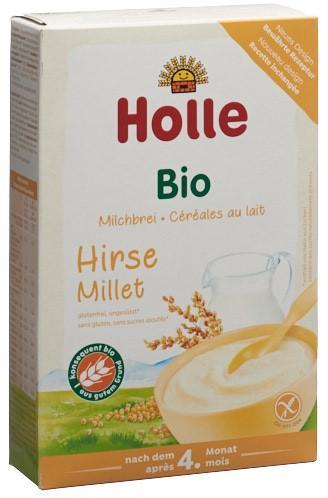HOLLE Milchbrei Hirse Bio 250 g