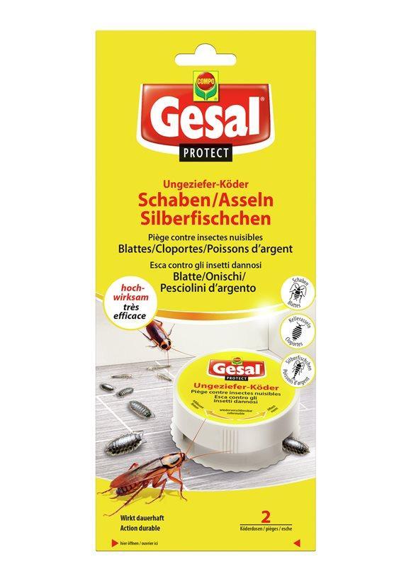 GESAL PROTECT Ungeziefer-Köder 2 Stk