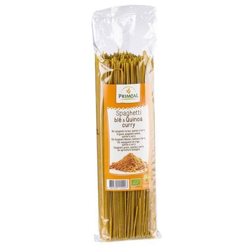 PRIMEAL Spaghetti Quinoa Curry 500 g