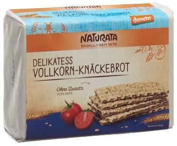 NATURATA Knäckebrot Vollkorn Delikatess 250 g