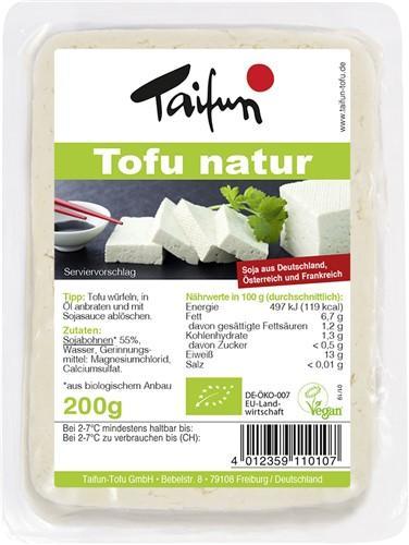 TAIFUN Tofu Nature 200 g