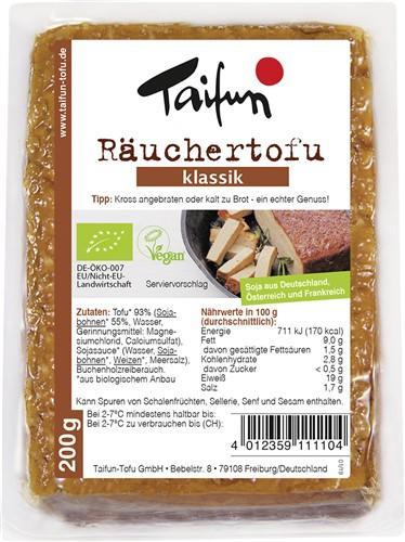 TAIFUN Räuchertofu 200 g