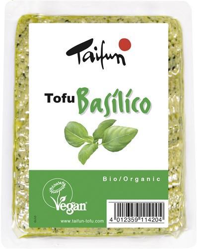 TAIFUN Tofu Basilikum 200 g