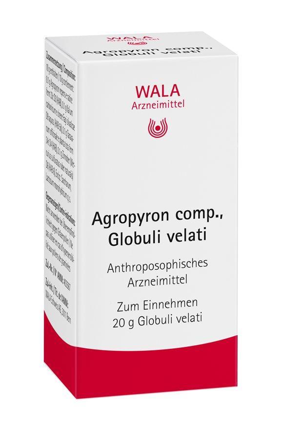 WALA Agropyron comp Glob Fl 20 g