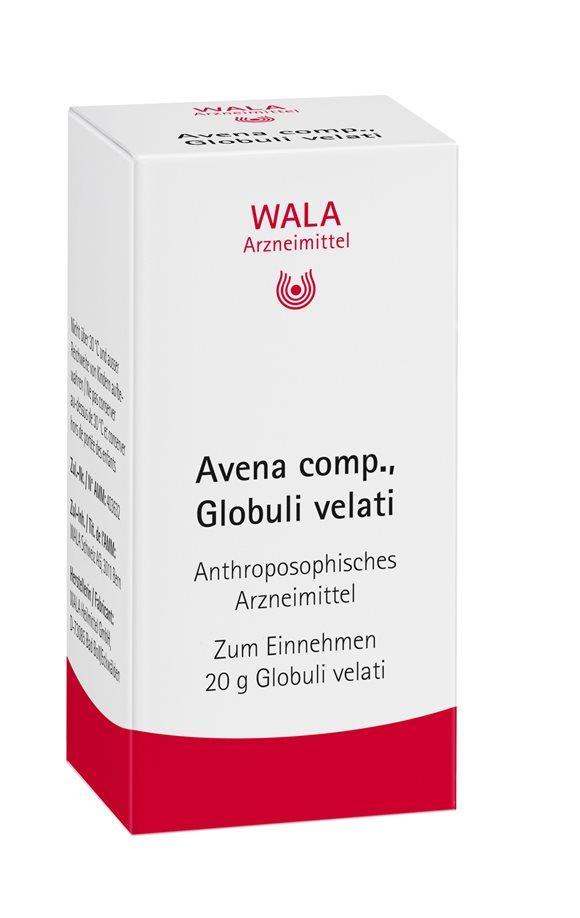 WALA Avena comp Glob 20 g