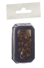 AMBERSTYLE Bernstein 36cm multicolor glanz Magnet