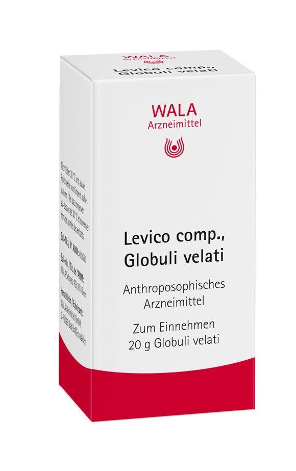 WALA Levico comp Glob Fl 20 g