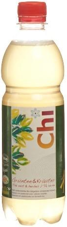 CHI Enzym Getränk Grüntee Kräuter Bio 5 dl