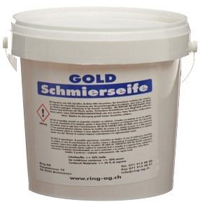 GOLD Schmierseife fest 1 kg