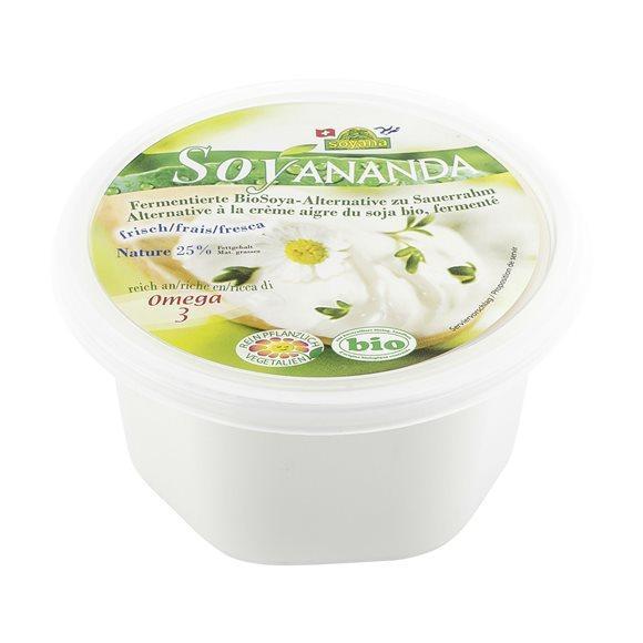 SOYANA Soyananda sauer Creme Bio 200 g