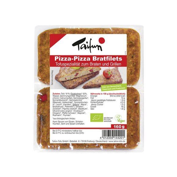 TAIFUN Tofu Pizza Bratfilets Bio 160 g