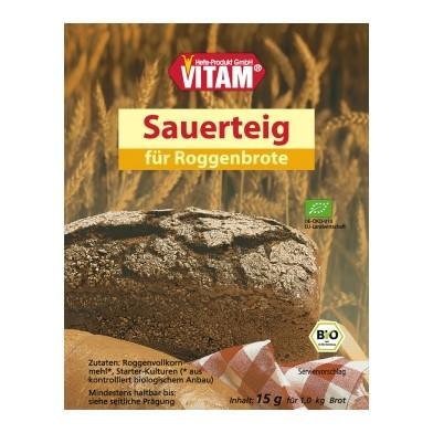 VITAM Sauerteig Extrakt Bio 15 g