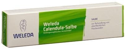 WELEDA Calendula-Salbe Tb 70 g