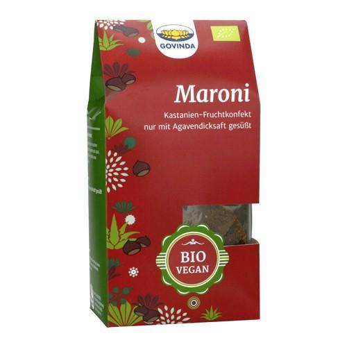 GOVINDA Marroni Konfekt Bio Box 100 g