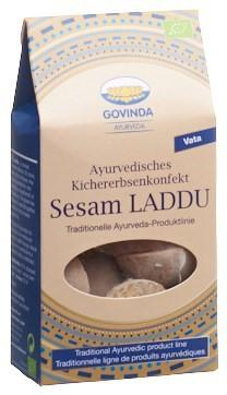 GOVINDA Laddu Sesam Bio 120 g