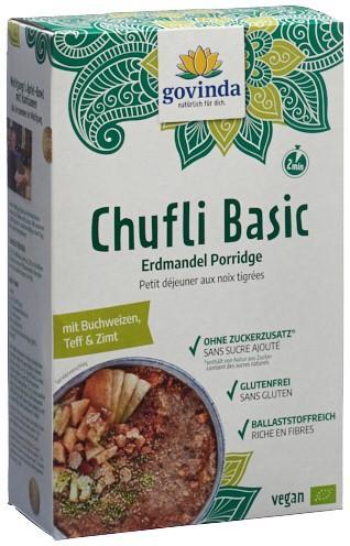 GOVINDA Chufli Basic Bio Box 500 g