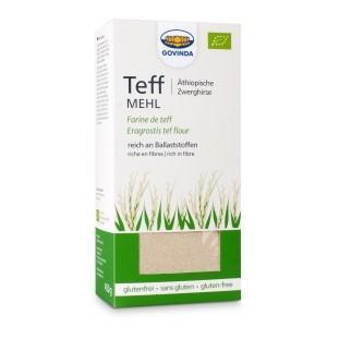 GOVINDA Teff Mehl Bio Box 450 g