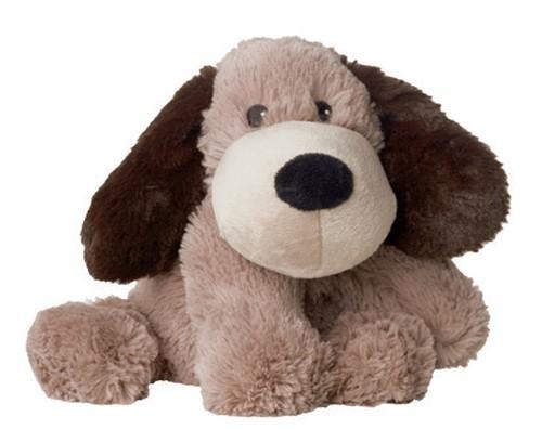 BEDDY BEAR Wärme Stofftier Hund Gary II Lavendel