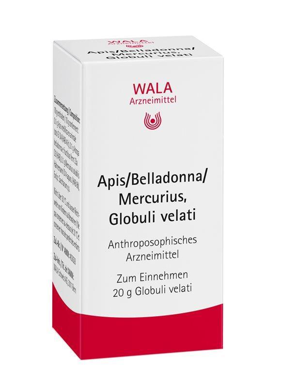 WALA Apis/Belladonna/Mercurius Glob 20 g