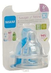 MAM Sauger X 6+m 2 Stk