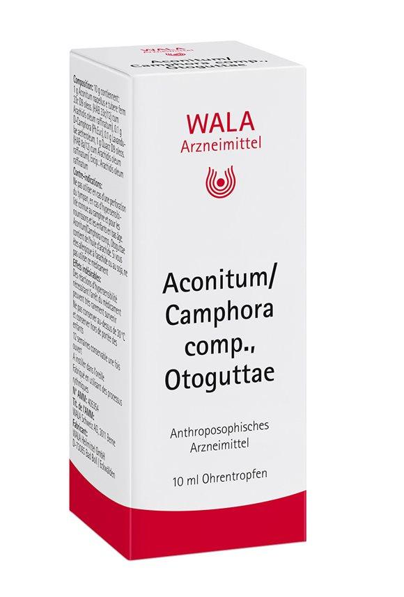 WALA Aconitum/Camphora comp Gtt Auric 10 ml