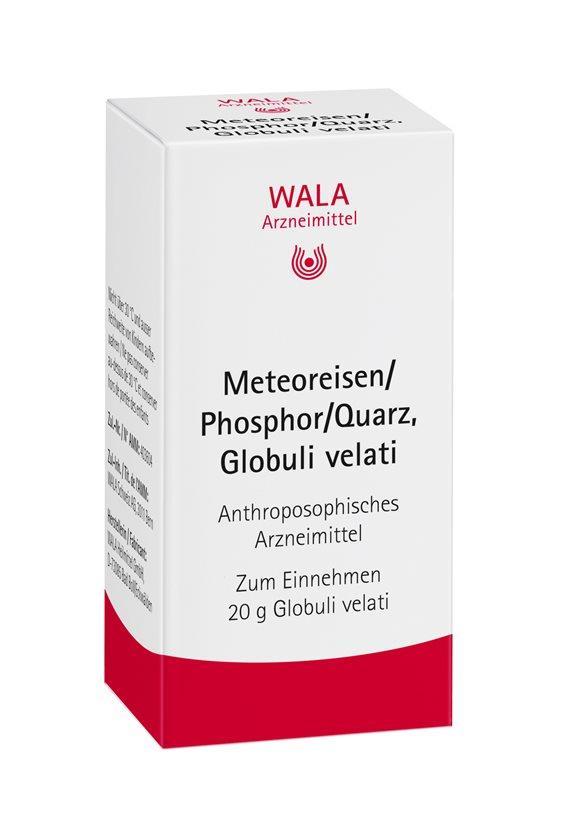 WALA Meteoreisen/Phosphor/Quarz Glob 20 g