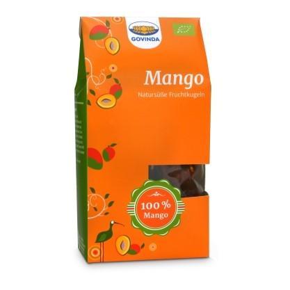 GOVINDA Mango Kugeln Bio Box 120 g