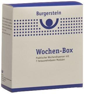 BURGERSTEIN Wochenbox