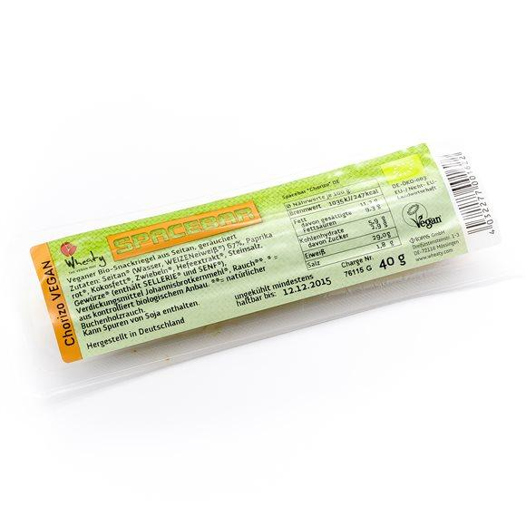 TOPAS Wheaty Spacebar Chorizo 40 g