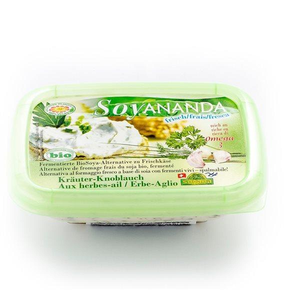 SOYANA Soyananda Kräuter Knoblauch 140 g