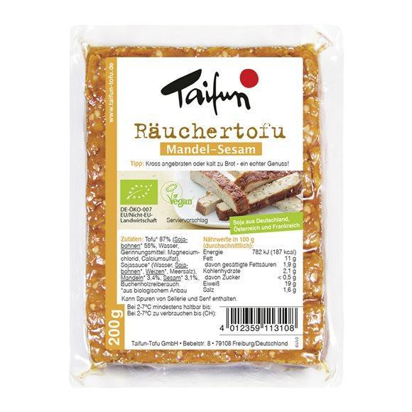TAIFUN Tofu Fum Mandel Sesam 200 g