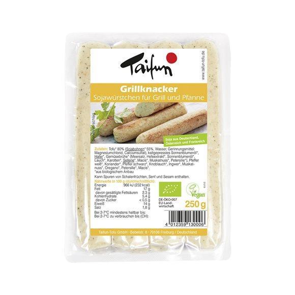 TAIFUN Grillknacker 250 g