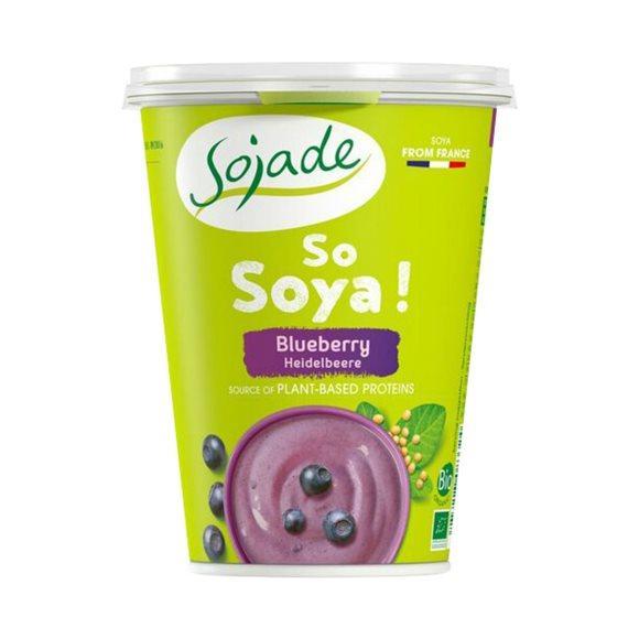 SOJADE Joghurt Soja Heidelbeere Bio 400 g