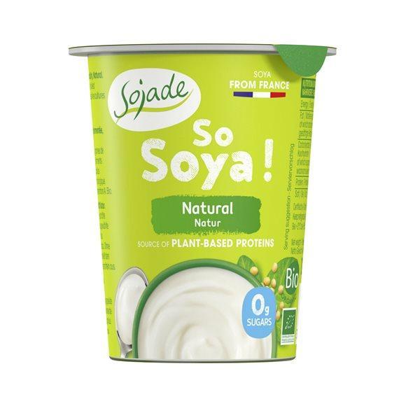 SOJADE Joghurt Soja Nature Bio 125 g