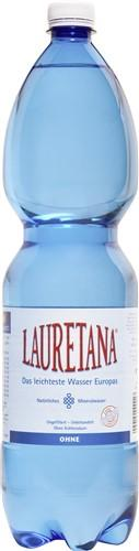 LAURETANA Mineralwasser o Kohlens 1.5 lt