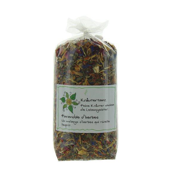 HERBORISTERIA Kräutertanz-Tee im Sack