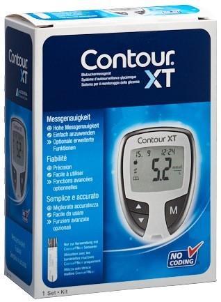 CONTOUR XT Blutzuckermessgerät