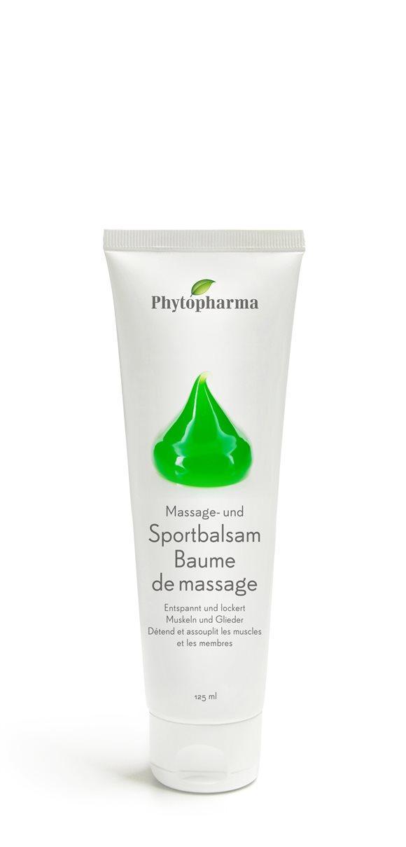 PHYTOPHARMA Pferdebalsam Massage Sportbals 125 ml
