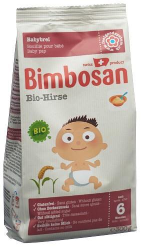 BIMBOSAN Bio-Hirse refill Btl 300 g