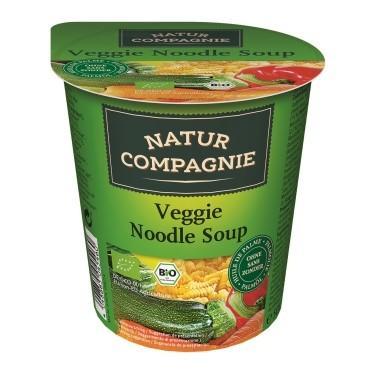 NATUR COMPAGNIE Veggie Noodle Soup Bio 50 g