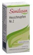 SIMILASAN Heuschnupfen Nr. 2 Glob 15 g