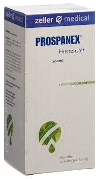 PROSPANEX Hustensaft Fl 200 ml