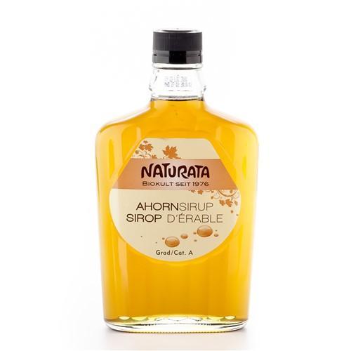 NATURATA Ahornsirup Grad A Fl 375 ml