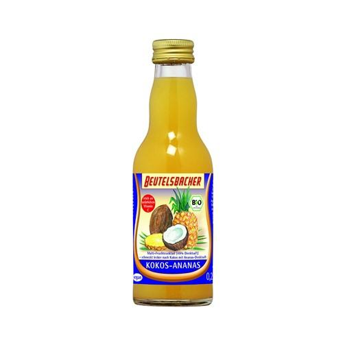 BEUTELSBACHER Kokos-Ananas-Saft Fl 200 ml