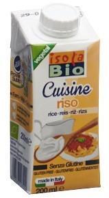 ISOLA BIO Reiscreme Tetra 200 ml