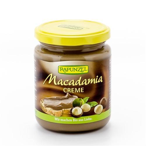 RAPUNZEL Creme Macadamia Glas 250 g
