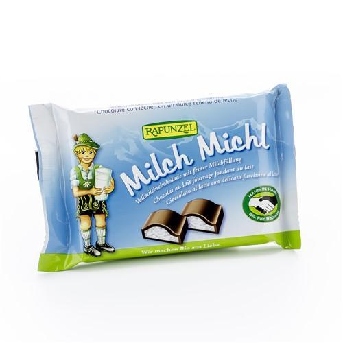 RAPUNZEL Schokolade Cristal Milch Michl 100 g