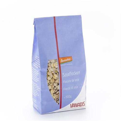 VANADIS Sojaflocken 500 g