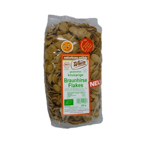 WERZ Flakes Braunhirse 250 g